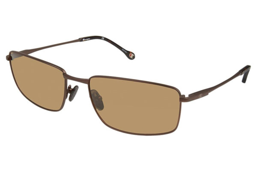 Champion 6037 Sunglasses in C02 DARK BROWN